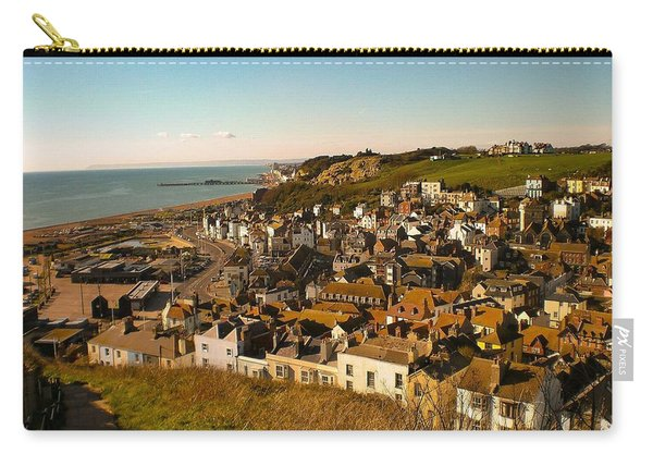 Hastings, Sussex, England Carry-all Pouch