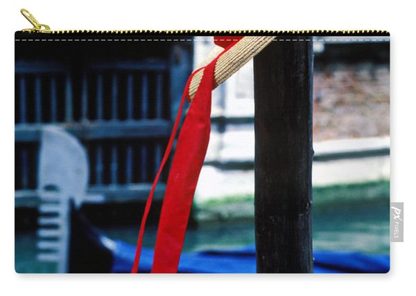 Hat On Pole Venice Carry-all Pouch