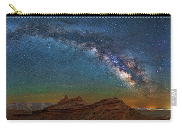 Hat Rock Milky Way Carry-all Pouch