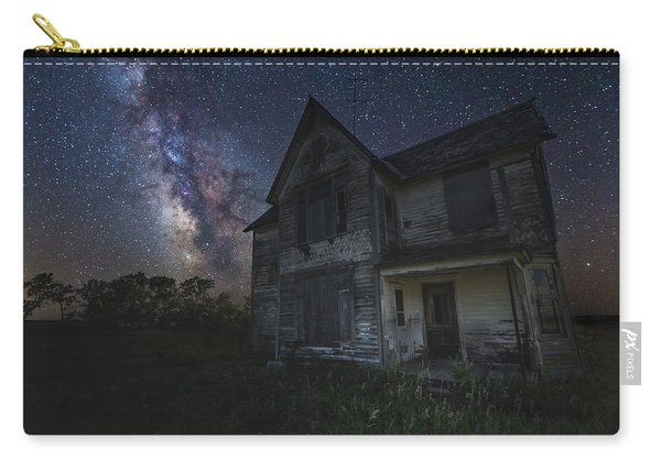 Haunted On The Prairie Carry-all Pouch