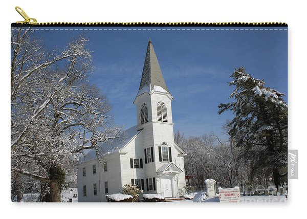 Hauppauge United Methodist Church  Carry-all Pouch