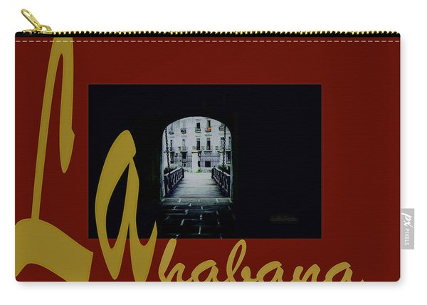 Havana Poster 2 Carry-all Pouch