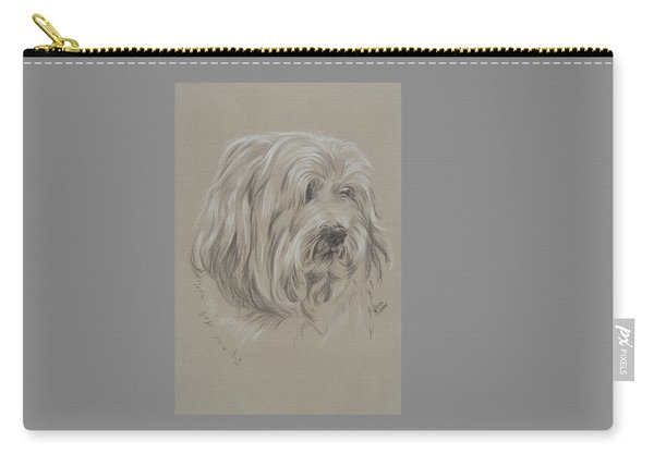 Havanese Carry-all Pouch
