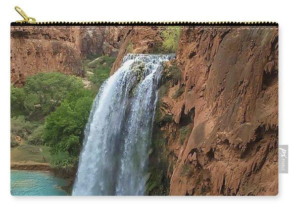 Havasu Falls Grand Canyon Carry-all Pouch