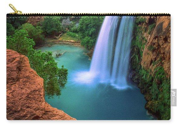 Havasu Falls Ledge Carry-all Pouch
