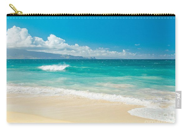 Hawaii Beach Treasures Carry-all Pouch