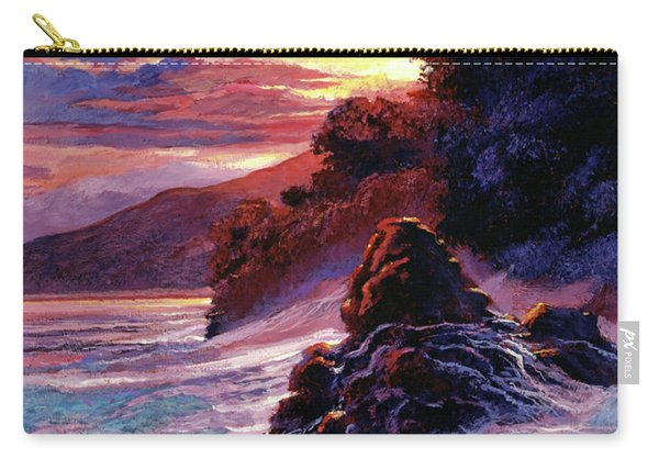 Hawaiian Sunset - Kauai Carry-all Pouch