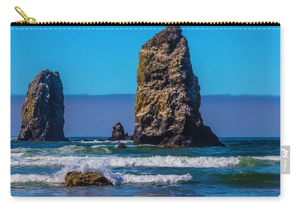 Hay Stack Rocks Carry-all Pouch