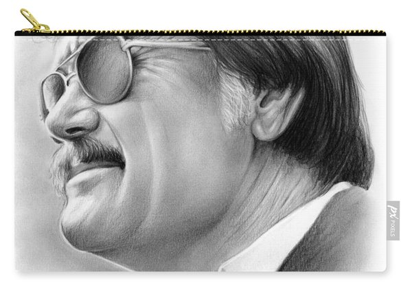 Hayden Fry Carry-all Pouch