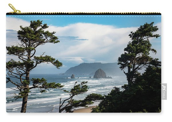 Haystack Views Carry-all Pouch