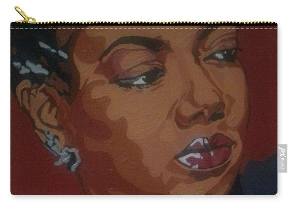 Hazel Scott Carry-all Pouch