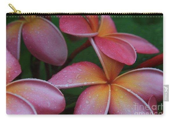 He Pua Laha Ole Aloha Hawaii Carry-all Pouch