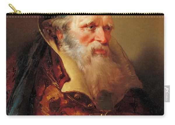 Head Of A Philosopher Carry-all Pouch