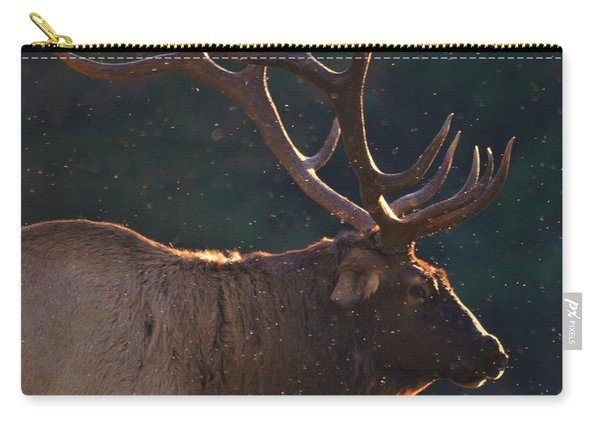 Head Of The Herd Carry-all Pouch