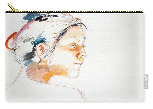 Head Study 9 Carry-all Pouch