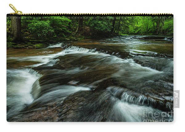 Headwaters Of Williams River  Carry-all Pouch