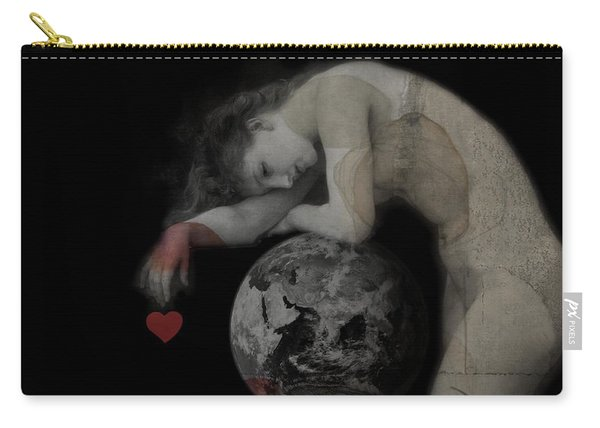 Heal The World  Carry-all Pouch
