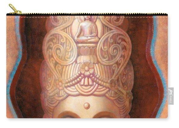 Healing Tara Carry-all Pouch