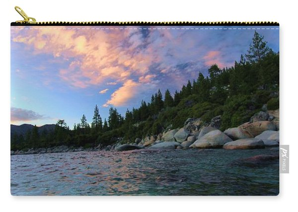 Carry-all Pouch featuring the photograph Healing Waters by Sean Sarsfield