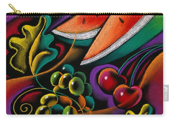 Healthy Fruit Carry-all Pouch