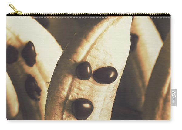 Healthy Rustic Trick-or-treat Halloween Snacks Carry-all Pouch