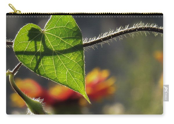 Heart Leaf 1 Carry-all Pouch
