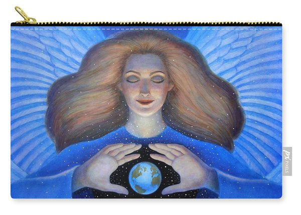 Heart Of Creation Carry-all Pouch