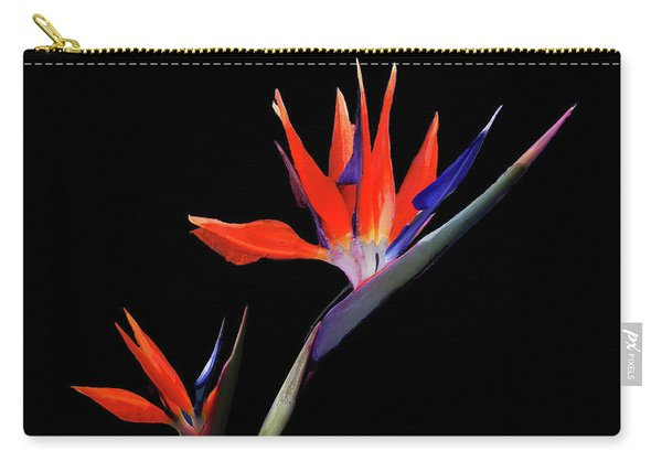 Heart  Of Paradise Carry-all Pouch