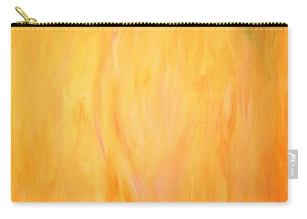 Heart Of The Flame Painting Carry-all Pouch