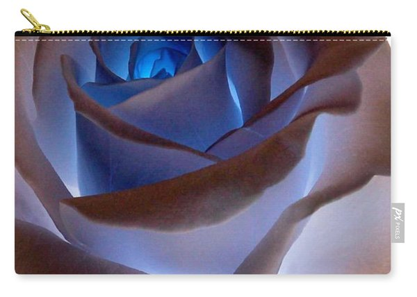 Heartglow Rose Carry-all Pouch