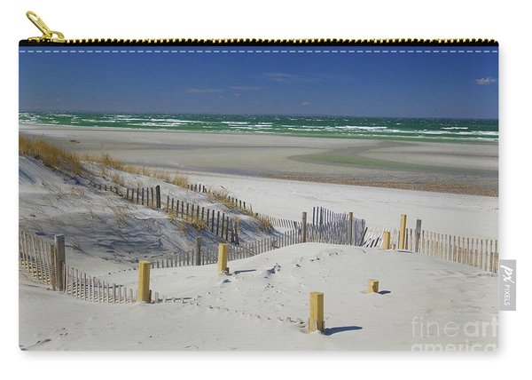 Heaven At Mayflower Beach Carry-all Pouch