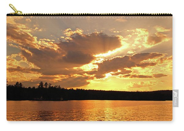 Heaven Shining Carry-all Pouch