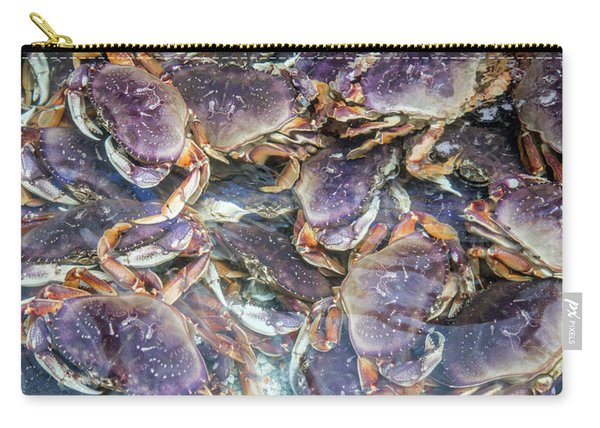Heavenly Crabs Carry-all Pouch