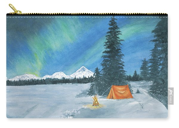 Heaven's Lights Carry-all Pouch