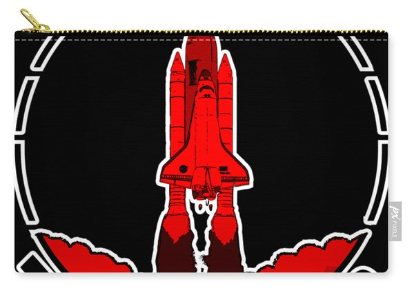 Heavens Shuttle Carry-all Pouch