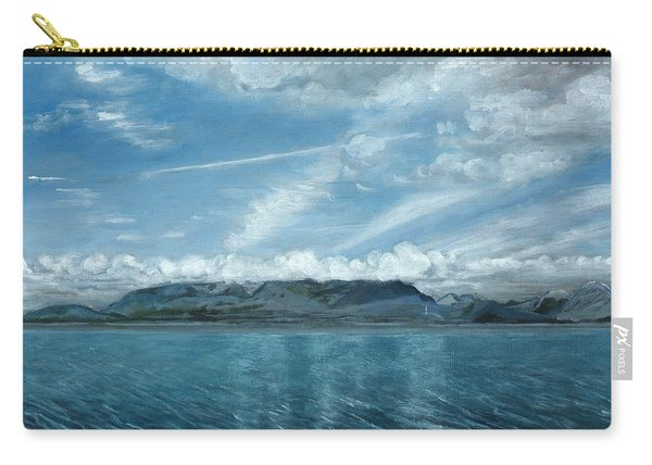 Hebridean Isle Carry-all Pouch