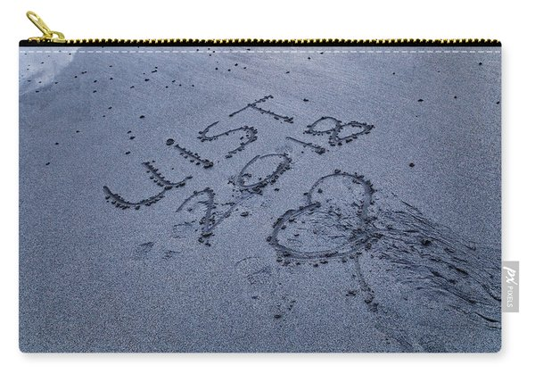 Hebridean Love Carry-all Pouch