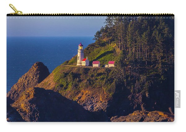 Heceta Head Lighthouse 2 Carry-all Pouch
