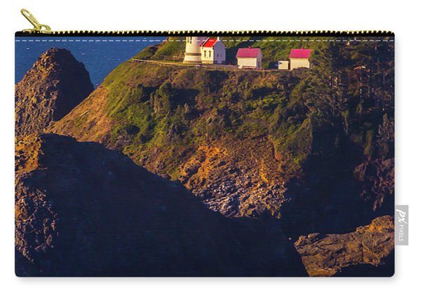 Heceta Head Oregon Lighthouse Carry-all Pouch