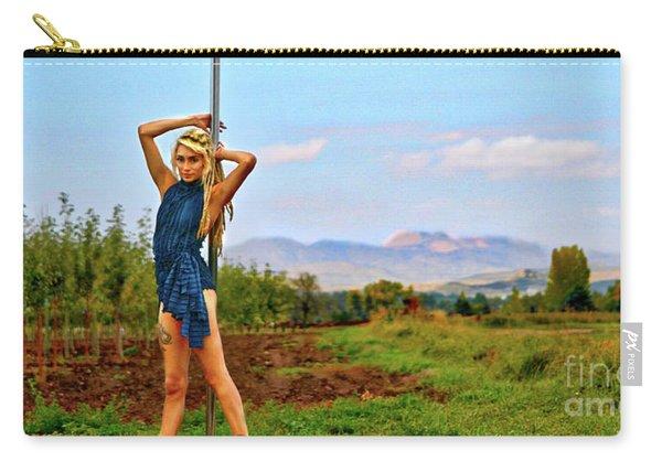 Heidi Estrella #1 Carry-all Pouch