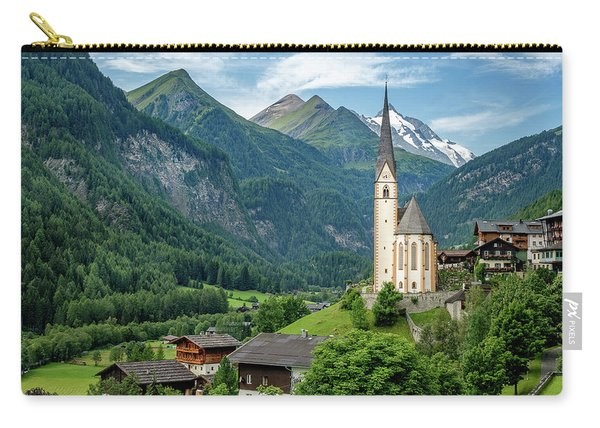 Heiligenblut Am Grossglockner Carry-all Pouch