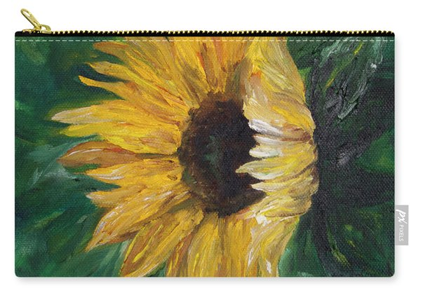 Helianthus Carry-all Pouch