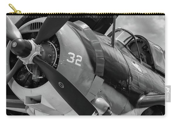 Helldiver's Nose - 2017 Christopher Buff, Www.aviationbuff.com Carry-all Pouch