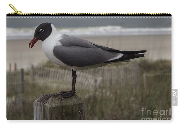 Hello Friend Seagull Carry-all Pouch