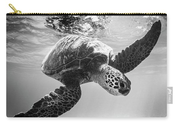 Hello Sea Turtle Carry-all Pouch