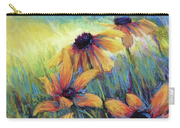 Hello Sunshie Carry-all Pouch