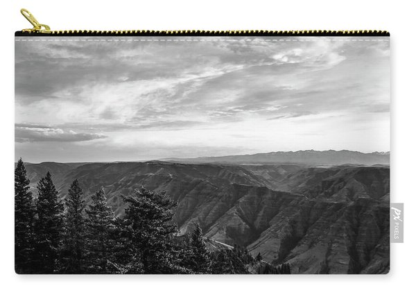 Hells Canyon Drama Carry-all Pouch