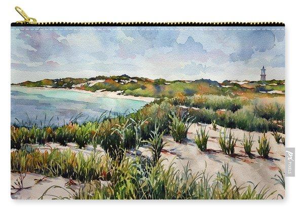 Henlopen Dunes Carry-all Pouch