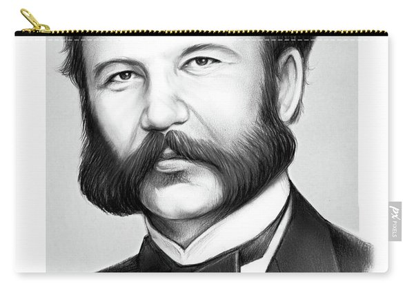 Henry Dunant Carry-all Pouch