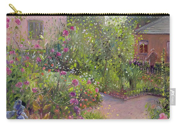 Herb Garden At Noon Carry-all Pouch